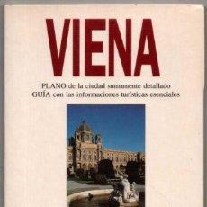 Libros de segunda mano: PLANO Y GUIA - VIENA - ILUSTRADO - 1994 *. Lote 118567375