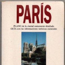 Libros de segunda mano: PLANO Y GUIA - PARIS - ILUSTRADO - 1994 *. Lote 118568139