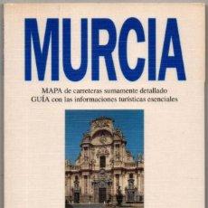 Libros de segunda mano: MAPA Y GUIA - MURCIA - ILUSTRADA - 1994 *. Lote 118570511