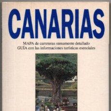 Libros de segunda mano: MAPA Y GUIA - CANARIAS - ILUSTRADA - 1994 *. Lote 118571523