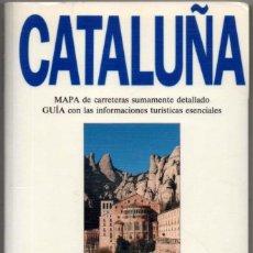 Libros de segunda mano: MAPA Y GUIA - CATALUÑA - ILUSTRADA - 1993 *. Lote 118572171