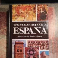 Libros de segunda mano: TESOROS ARTÍSTICOS DE ESPAÑA - SELECCIONES DEL READER'S DIGEST. Lote 118578959