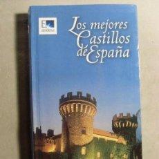 Libros de segunda mano: LOS MEJORES CASTILLOS DE ESPAÑA / 2004. EVEREST . Lote 118854487
