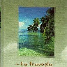 Libros de segunda mano: MARK TWAIN - TRAVESÍA DEL PACÍFICO. TAPA DURA. Lote 119482527