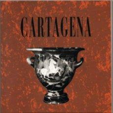 Libros de segunda mano: CARTAGENA - ITINERARIOS CULTURALES - ILUSTRADO - 1994 *. Lote 119852811
