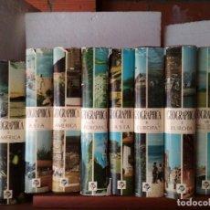 Libros de segunda mano: GEOGRAPHICA EL HOMBRE Y LA TIERRA. 10 TOMOS. PLAZA JANÉS 1967. Lote 120016559