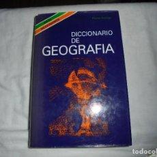 Libros de segunda mano: DICCIONARIO DE GEOGRAFIA.PIERRE GEORGE.AKAL DICCIONARIOS 1991. Lote 120069511