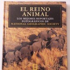 Libros de segunda mano: EL REINO ANIMAL. Lote 120203659