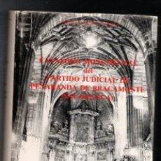 Libros de segunda mano: CATÁLOGO MONUMENTAL DEL PARTIDO JUDICIAL DE PEÑARANDA DE BRACAMONTE. ANTONIO CASASECA CASASECA. Lote 120592304