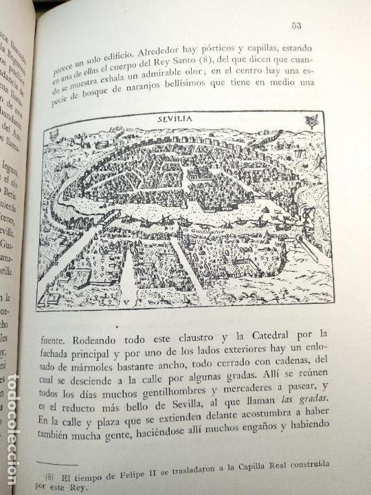 Libros de segunda mano: VIAJE A ESPAÑA DEL MAGNÍFICO SEÑOR ANDRES NAVAGERO ( 1524-1526 ) - EDIT. CASTALIA - VALENCIA - 1951 - Foto 8 - 122185855