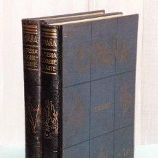 Libros de segunda mano: ESPAÑA: LA TIERRA - EL HOMBRE - EL ARTE. 2 VOLÚMENES.. Lote 122299811