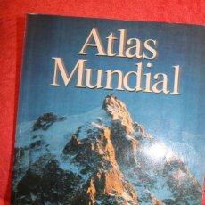 Libros de segunda mano: ATLAS MUNDIAL - PLANETA AGOSTINI 1993 - COLOR. Lote 123144631