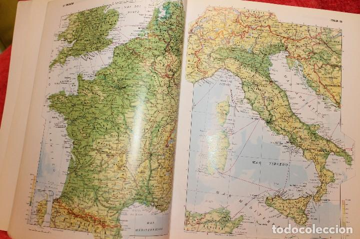 Libros de segunda mano: ATLAS MUNDIAL - PLANETA AGOSTINI 1993 - COLOR - Foto 2 - 123144631
