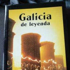 Libros de segunda mano: GALICIA DE LEYENDA DE X. MANUEL GONZÁLEZ REBOREDO. Lote 123277766