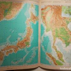 Libros de segunda mano: GRAN ATLAS MUNDIAL READERS DIGEST. Lote 125500799