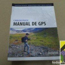 Libros de segunda mano - PUCH, Carlos: Manual de GPS - 125703823