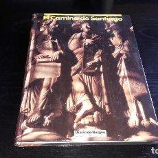 Libros de segunda mano: EL CAMINO DE SANTIAGO...DIARIO DE BURGOS...1992... Lote 125929611