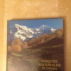 Libros de segunda mano: PARQUES NACIONALES DE ESPAÑA (VV. AA.) LUNWERG. Lote 125974791