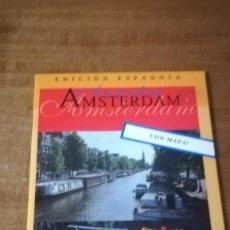 Libros de segunda mano: LIBRO EDICION ESPAÑOLA DE AMSTERDAM CON MAPA. Lote 126037263