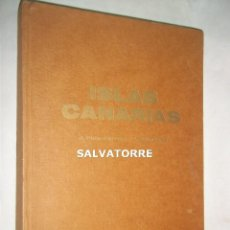 Libros de segunda mano: ISLAS CANARIAS.J. PUIG FERRAN. A. CAMPAÑÁ. 1969. Lote 126066087