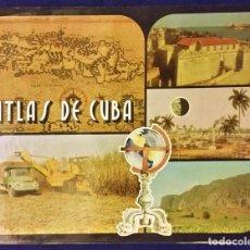 Libros de segunda mano: ATLAS DE CUBA. XX ANIVERSARIO DEL TRIUNFO DE LA REVOLUCIÓN CUBANA. Lote 126065222