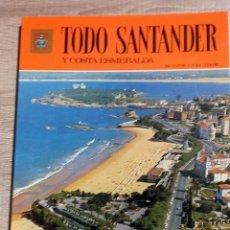 Libros de segunda mano: TODO SANTANDER Y COSTA ESMERALDA. Lote 126247735