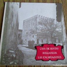 Libros de segunda mano - La casa de juntas de Avellaneda y las Encartaciones 1968 - Con fotografías a color y en b/n - 126313679