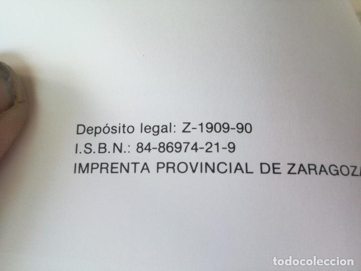 Libros de segunda mano: MONASTERIO NTRA SRA DE RUEDA-OCHO ARTICULOS PUBLICADOS CUADERNOS ESTUDIOS CASPOLINOS-ARAGON-ZARAGOZA - Foto 7 - 128159675