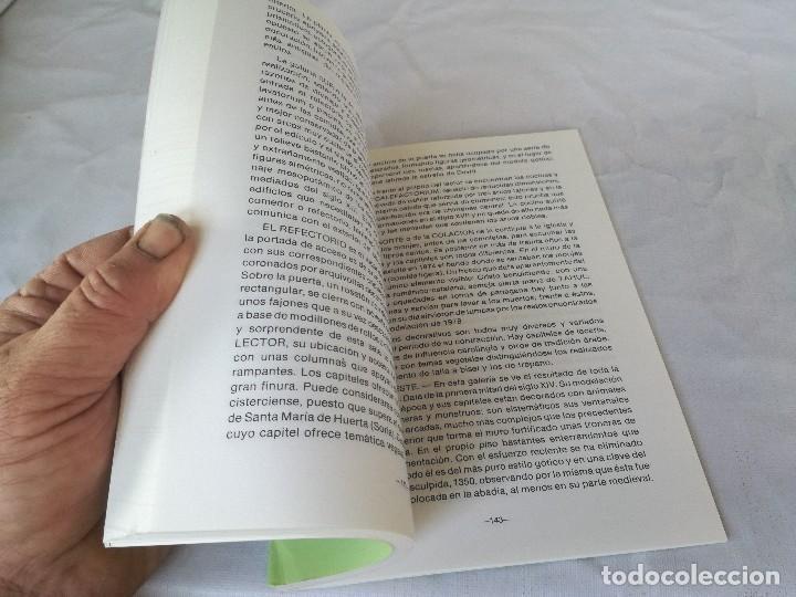 Libros de segunda mano: MONASTERIO NTRA SRA DE RUEDA-OCHO ARTICULOS PUBLICADOS CUADERNOS ESTUDIOS CASPOLINOS-ARAGON-ZARAGOZA - Foto 8 - 128159675
