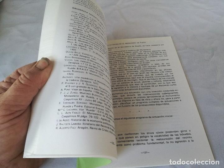 Libros de segunda mano: MONASTERIO NTRA SRA DE RUEDA-OCHO ARTICULOS PUBLICADOS CUADERNOS ESTUDIOS CASPOLINOS-ARAGON-ZARAGOZA - Foto 11 - 128159675
