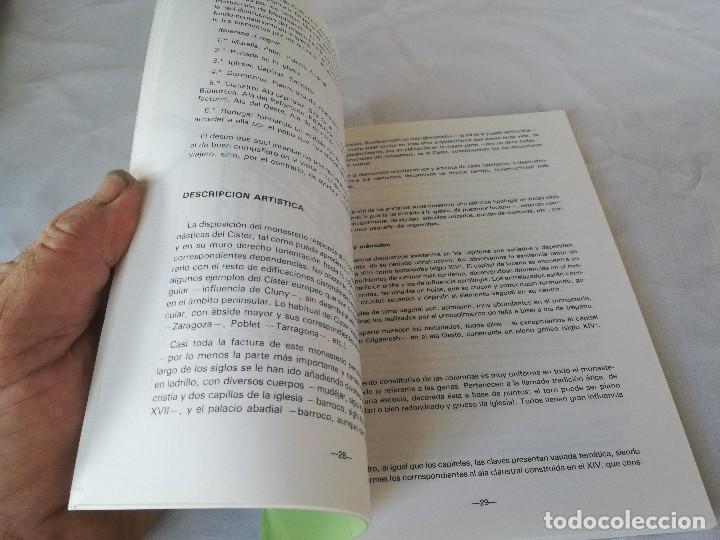 Libros de segunda mano: MONASTERIO NTRA SRA DE RUEDA-OCHO ARTICULOS PUBLICADOS CUADERNOS ESTUDIOS CASPOLINOS-ARAGON-ZARAGOZA - Foto 15 - 128159675
