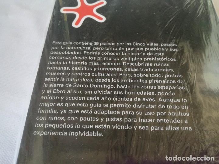 Libros de segunda mano: PASEOS EN FAMILIA POR LAS CINCO VILLAS-NUEVO PRECINTADO - Foto 3 - 128165999