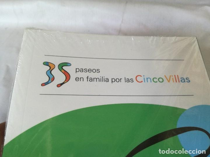 Libros de segunda mano: PASEOS EN FAMILIA POR LAS CINCO VILLAS-NUEVO PRECINTADO - Foto 4 - 128165999