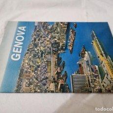 Libros de segunda mano: GENOVA-FRANCO VACCARI-GUIA CIUDAD-FRANCES-ITALIANO-INGLES-ALEMAN. Lote 128166763