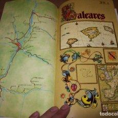 Libros de segunda mano: GUÍA DE ITINERARIOS CULTURALES DE LAS REGIONES DE EUROPA.ILUSTRACIONES MATEO ALZINA. 1995. VER FOTOS. Lote 128679303