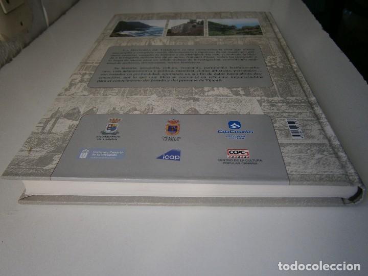 Libros de segunda mano: LA HISTORIA DE TIJARAFE Antonio Perez Perez 1 edicion 2005 - Foto 6 - 128877483