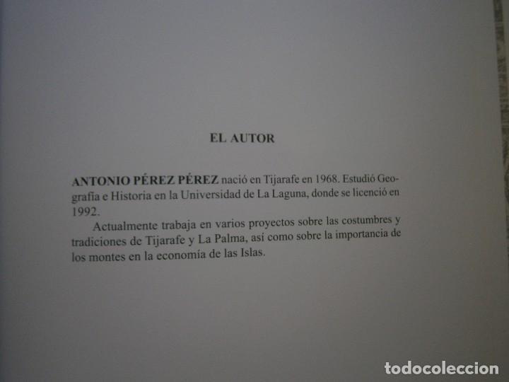 Libros de segunda mano: LA HISTORIA DE TIJARAFE Antonio Perez Perez 1 edicion 2005 - Foto 19 - 128877483