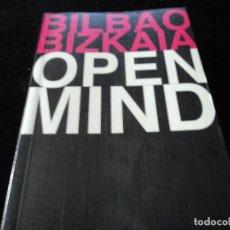 Libros de segunda mano: BILBAO BISKAIA OPEN MIND GUIA CON PLANOS. Lote 129206119