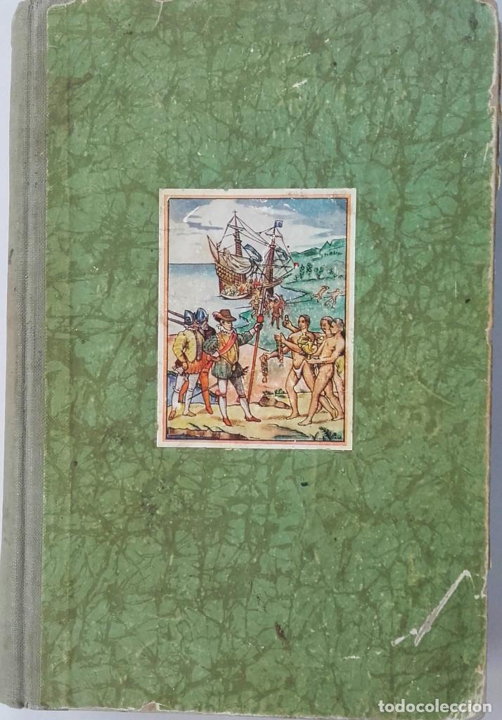 LA CONQUISTA DE LA TIERRA, WILHEM TREUE. ED. LABOR. 1ª EDICIÓN 1946 (Libros de Segunda Mano - Geografía y Viajes)