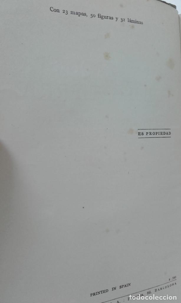Libros de segunda mano: LA CONQUISTA DE LA TIERRA, WILHEM TREUE. ED. LABOR. 1ª EDICIÓN 1946 - Foto 4 - 129427771