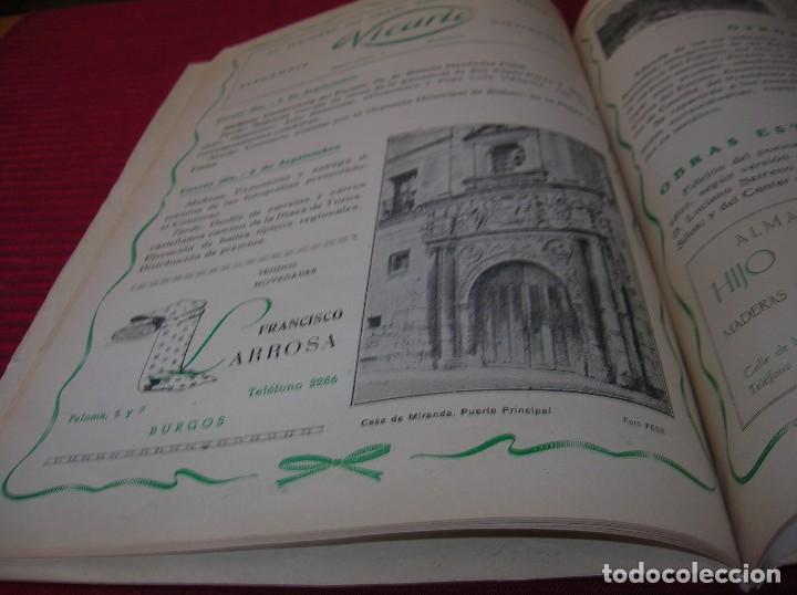 Libros de segunda mano: Revista. Milenario de Castilla.Burgos Septiembre 1943 - Foto 6 - 129449751