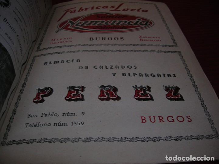 Libros de segunda mano: Revista. Milenario de Castilla.Burgos Septiembre 1943 - Foto 7 - 129449751