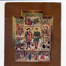 Libros de segunda mano: SILUETAS DE TARRASA - CASTELLS CAÑAMERAS, J.. Lote 129499655