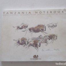 Libros de segunda mano: TANZANIA NOTEBOOKS. RM87315. Lote 129551083
