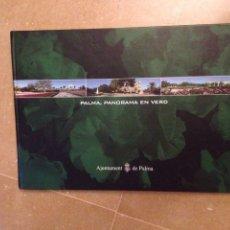 Libros de segunda mano: PALMA, PANORAMA EN VERD (AJUNTAMENT DE PALMA). Lote 129658295