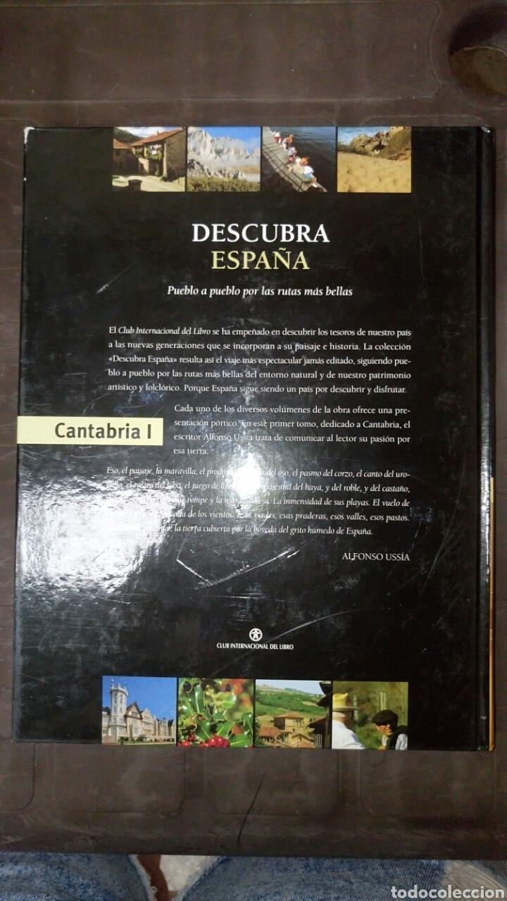 Libros de segunda mano: ASTURIAS CONOCER ESPAÑA NATIONAL GEOGRAPHIC 2006 CLUB INTERNACIONAL DEL LIBRO - Foto 2 - 130578568
