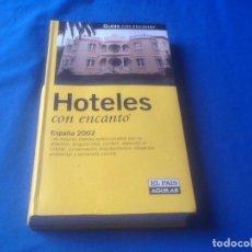 Libros de segunda mano: HOTELES CON ENCANTO, VER FOTO.. Lote 131183348