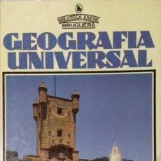 Libros de segunda mano: GEOGRAFÍA UNIVERSAL, 1. Lote 131572238