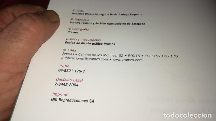 Libros de segunda mano: ZARAGOZA CIUDAD SOSTENIBLE-ESTADO DE LA CUESTION - Foto 5 - 131723358