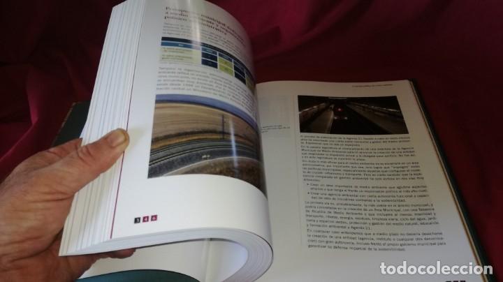 Libros de segunda mano: ZARAGOZA CIUDAD SOSTENIBLE-ESTADO DE LA CUESTION - Foto 6 - 131723358